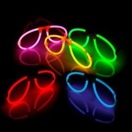 Lichtgevende Pilotenbrillen in Bulk (50 stuks)