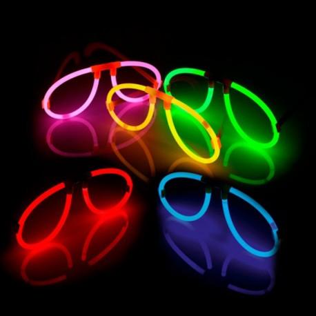 Lichtgevende Pilotenbrillen in Bulk