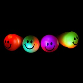 Led Ring Smiley (1 stuk)