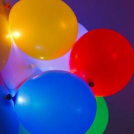 Led Ballonnen (5 stuks)