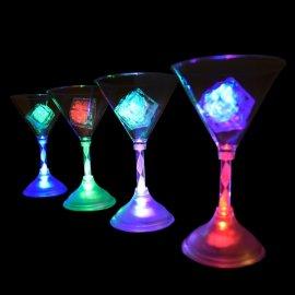 Led Martini Glas