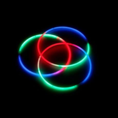 Lichtgevende Kettingen Driekleurig