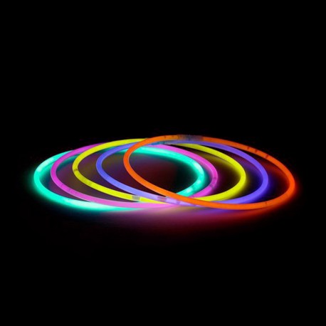 Glow in the Dark Kettingen Eenkleurig