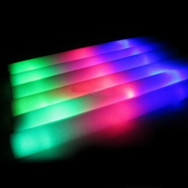 LED Foam Staaf