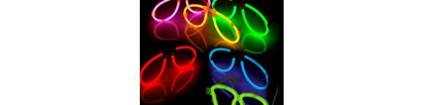 Lichtgevende Brillen