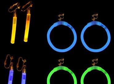 Lichtgevende Oorbellen
