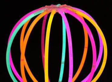 Lichtgevende Bollen