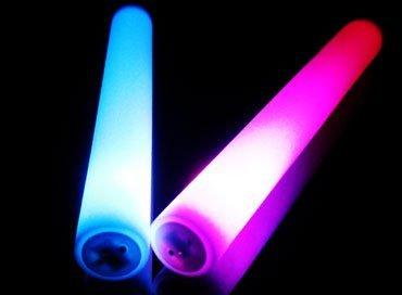 LED Foam Sticks